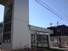 「杁ヶ池公園駅」二番出口