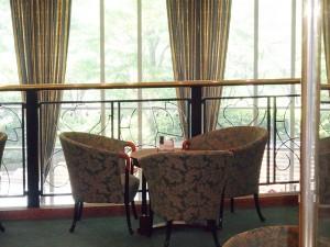 新阪急インターナショナルホテル 「パルテール」