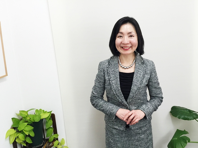 門田保子カウンセラー 広島