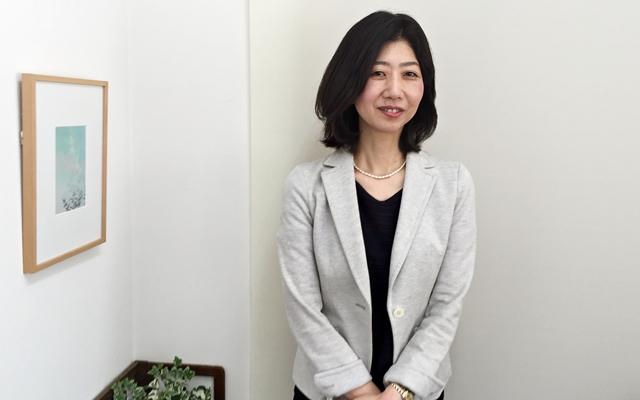 加藤須美子カウンセラー