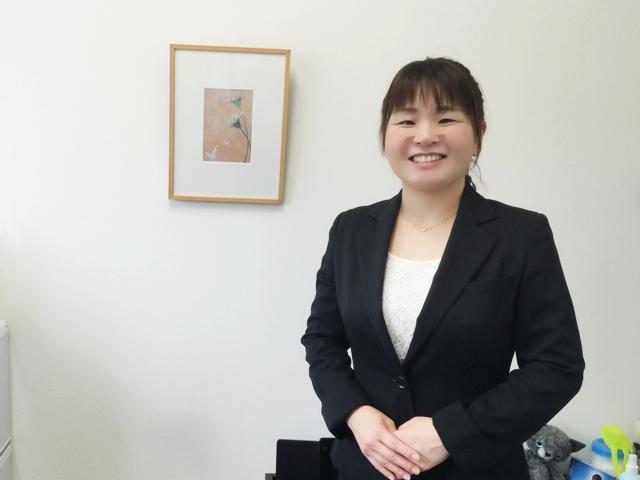 名古屋 山田真智子カウンセラー