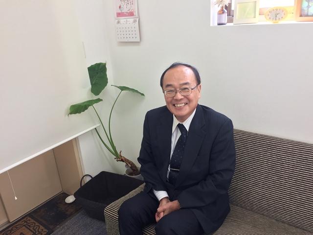 岡田安弘カウンセラー(岐阜)
