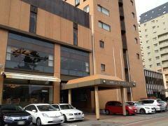 岡崎のホテルラウンジ